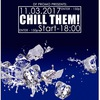 11.03.2017 > CHILL THEM! @ МАНСАРДА Time-Zone