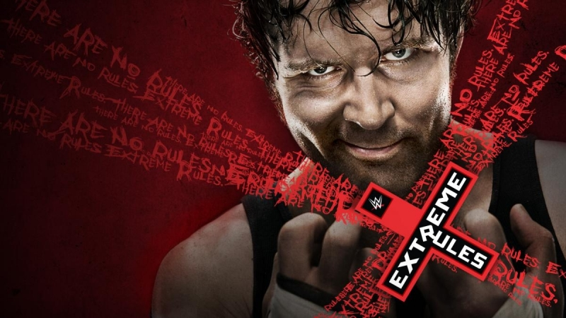 Wwe extreme rules 2017 ставки