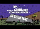 How to Minimize Condensation in Your Tent
