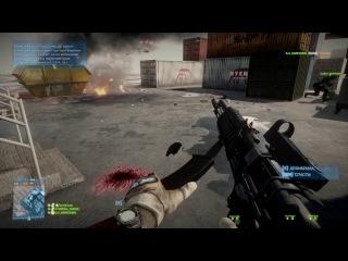 Battlefield3_ (Evil) clan_Odessa_ схватка_Каналы Ноушера