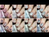 Kbshimmer Office Space Collection Live Swatch + Review!!