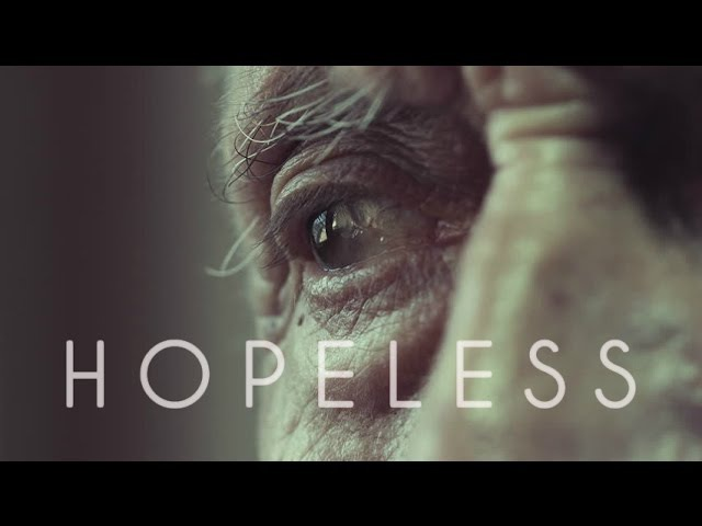 WHEN YOU ARE HOPELESS - Inspirational Video (very emotional!)