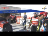 Highlights  Norway I pip Russia I in Men's RL at La Clusaz  FIS Cross Country