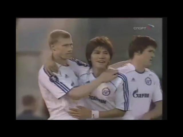 Зенит 3 0 ВиОн 30 08 2007 FC Zenit vs FC ViOn