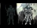 Обзор мода на Skyrim 1 чёрное и белое(Тёмный рыцарь/Паладин) Dark knight and Paladin