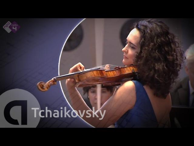 Tchaikovsky Violin Concerto op 35 Romeo and Juliet Fantasy Overture Live Concert HD