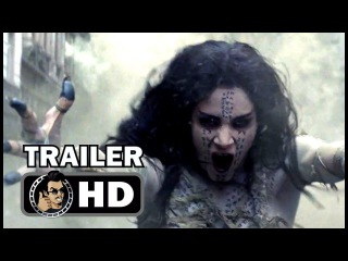 THE MUMMY - Official Trailer Sneak Peek (2017) Tom Cruise, Russell Crowe Horror Movie HD