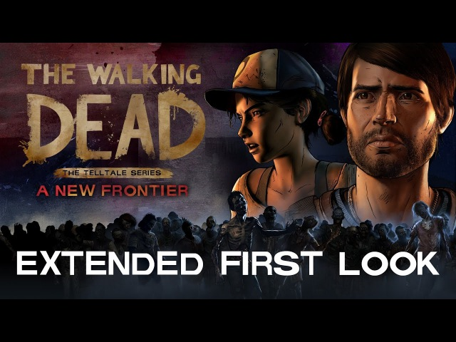 'The Walking Dead: A New Frontier' Extended First Look