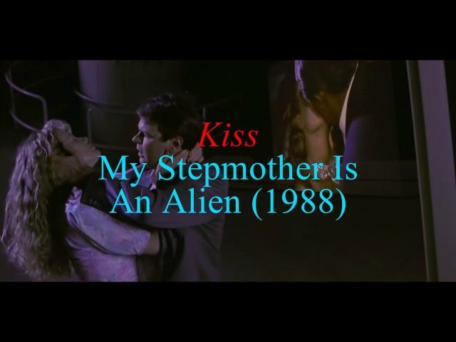 Kiss - My Stepmother Is An Alien (1988)