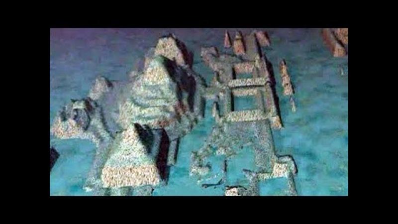 Это открытие может изменить жизнь! В Бермудском треугольнике найден древний под...