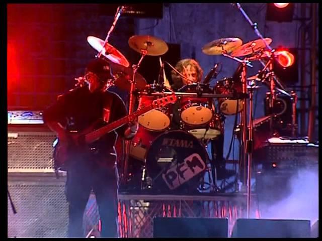 Premiata Forneria Marconi Mauro Pagani - Full Concert - Live in Siena 2003
