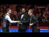 Judd Trump v Jackson Page Welsh Open 2017