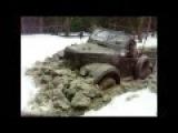 Настоящий крутой Джип из СССР     Give odds to any modern SUV