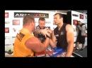 Bilek Güreşi Karşılaşması Devon Larratt vs Michael Todd