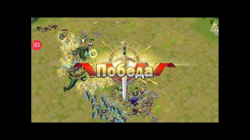 Ракканы растановки тест воинов Art of conquest