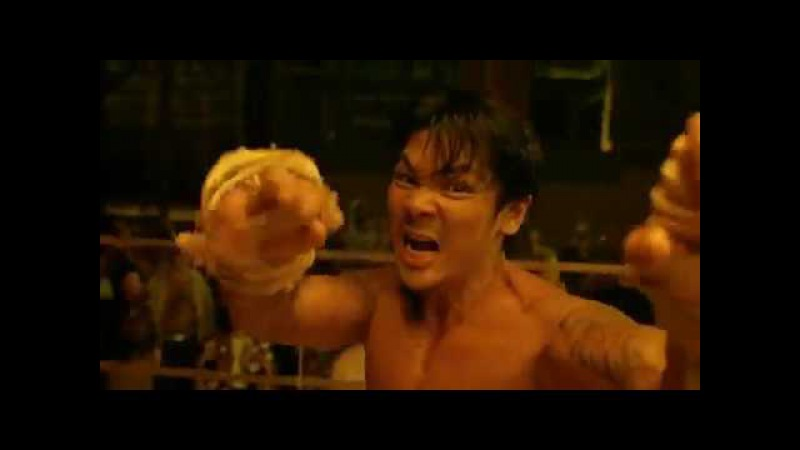 Тони Джаа против Саминга (Онг Бак Тайский воин)