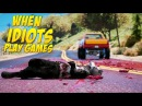 Roadkill! When Idiots Play Games 28