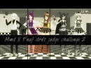 Mmd X fnaf don't judge challenge part.2