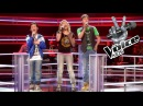 Ruben vs Suze vs Dave Hou Me Vast The Voice Kids 2012 The Battle
