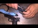 как сделать из игрушечного пистолета,боевой