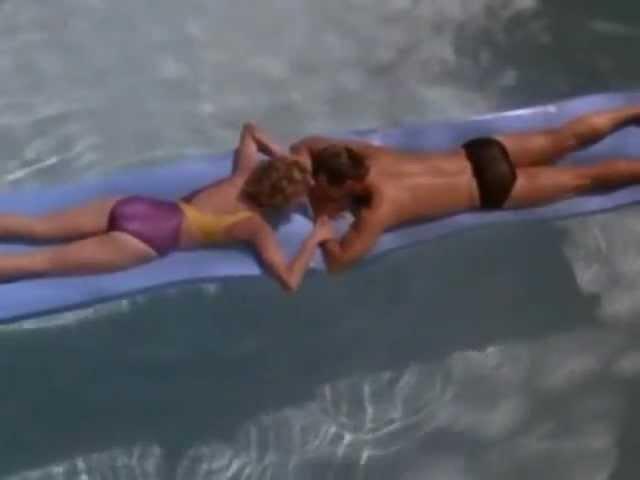 Jan Hammer - Brenda (Miami Vice music video by StevenMighty)
