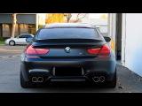 BMW M6 F12 vs Audi RS6 - Acceleration 0-300kmh