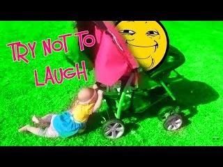 ЧЕЛЛЕНДЖ ТЕСТ ПОПРОБУЙ НЕ ЗАСМЕЯТЬСЯ ДЕТИ || TRY NOT TO SMILE LAUGH CHALLENGE 2016 Cute Baby Melissa
