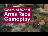 11 minutes of Gears of War 4 Multiplayer Gameplay (Arms Race)