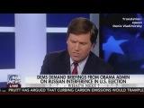 Ведущий Fox News умыл сенатора в споре о Путине