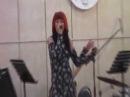 Наталья Муравлева - Джазовый конкурс, май 2010. Ростовская государственная консер ...
