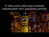 SFM FNAF Jaws Song Created By_Aviators