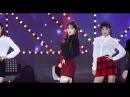 4k 171101 평창 범국민 코리안 서포터즈 페스티발 레드벨벳 Red Velvet 아이린 IRENE 빨간 맛 Red Flavor 직캠 Fanca