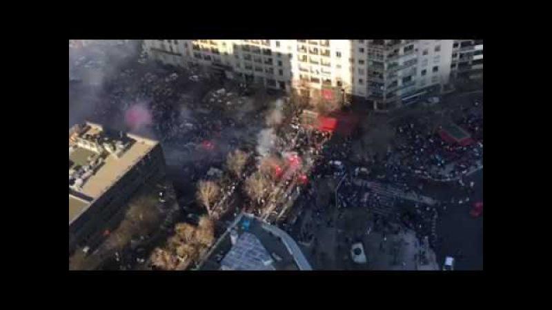 Marseille vs PSG 26.02.17