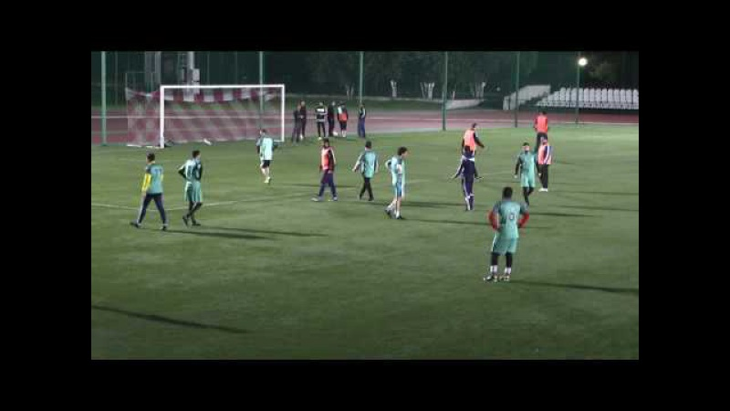Amateur league КБР Ла Лига 6 тур Атлетико Мадрид Атлетик Бильбао 1 тайм
