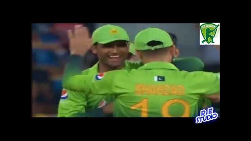 Pakistan VS Srilanka 1st ODI _ Highlights Dubai 13 October 2017 (RE Studio)