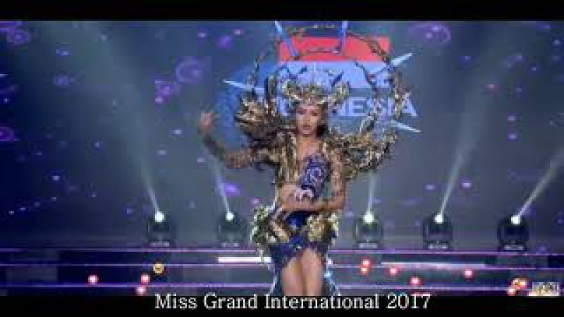 Amazing, The Show of Miss Indonesia in Miss Grand International 2017