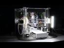 первый прототип автоматического микроскопа