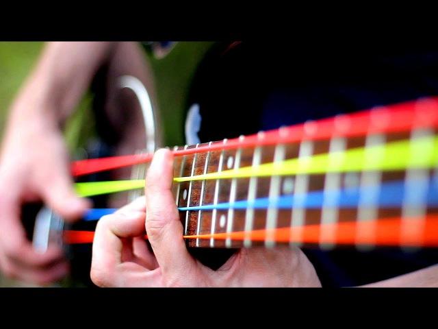 Green Day Boulevard of Broken Dreams Bass Arrangement
