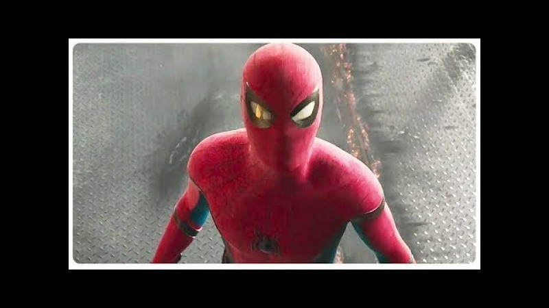 Человек-паук: Возвращение домой | Отрывок