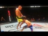 Nocaute - Edson Barboza x Beneil Dariush - UFC Fortaleza 2017