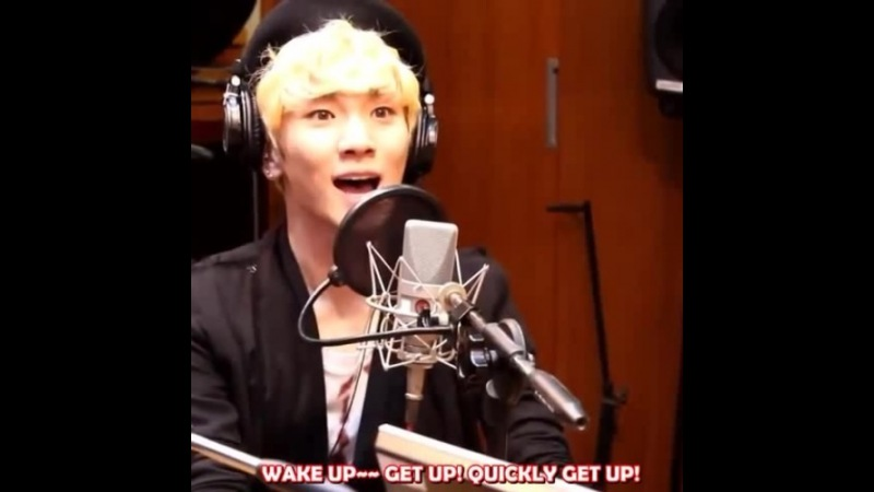 This has been my alarm for over a year now  Key on Shim Shim Tapa 130228