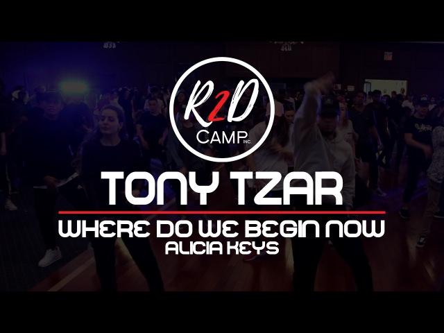 Tony Tzar - Where Do We Begin Now | Winter Camp 2017 | @r2dcamp @tonytzar411