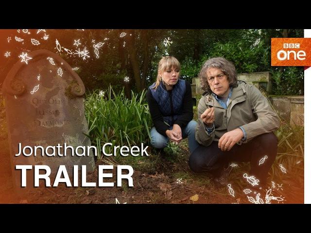 Jonathan Creek Trailer BBC One
