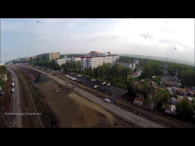 Реконструкция улицы Ташкентская / 2017 Samara