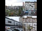 ORG vs RCS (Radicals) graffiti crew war (4 STORIES TALL GRAFFITI!)