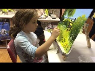 Мастер-класс по живописи, 17.05 в Творческой мастерской