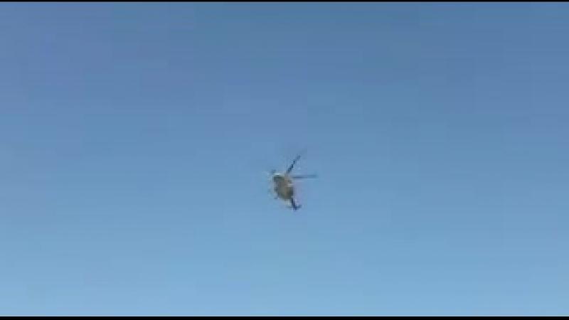 Des hélicoptères russes visitent des bases militaires turques et kurdes au nord dAlep