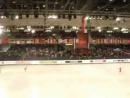 [13-14] Чемпионат Европы 2014 Овации Юлии Липницкой Standing ovations to Julia Lipnitskaya