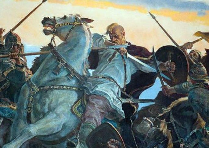 Бой Святослава