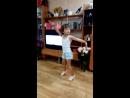 Танец для мамочки👏👏👏